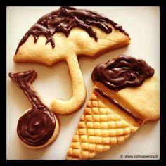 Piove cioccolato sui miei biscotti :-)