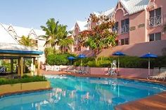 Comfort Suites Paradise Island, Bahamas - Paradise Island  Staying at the Atlantis on a budget