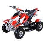 ÁguiaBox - Quadriciclo Com Partida Elétrica Bob, 49 cm³, Gasolina, Óleo e Segura, Cor Sortida Barzi Motors