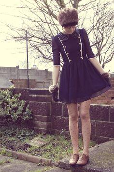 "Sailor Dress //""Be Creative "" by Toni Caroline //"