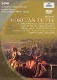 Mozart: Cosi Fan Tutte [2 Discs] [DVD] [Eng/Fre/Ger/Ita/Spa] [1992]
