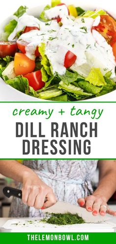 Chef Recipes, Kitchen Recipes, Healthy Recipes, Easy Recipes, Salad Dressing Recipes, Salad Recipes, Yogurt Ranch Dressing, Calamari Recipes, Pancakes Easy