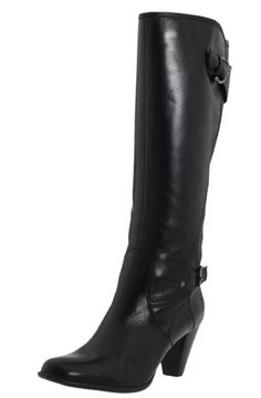 Clarks Media Storm in Black Leather #Clarks #Shoes #Boots #FallFashion #Champaign #IL