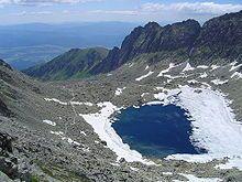 Eslovaquia -La cadena montañosa de Altos Tatras posee las montañas más altas de Eslovaquia