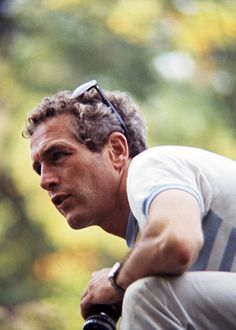 """"""" Paul Newman by David Sutton, 1968 """""""