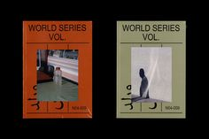 Both—journal - World Series Vol. II Available now on...