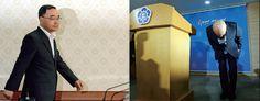 정홍원 총리? 맙소사! [2014.07.07 제1018호]     [정치] 사의 표명했는데 도로 총리로 앉힌 '세월호를 잊은 대통령'… 정치권에선 비선조직 '만만회'와 '문고리 3인방'에 대한 우려 커져