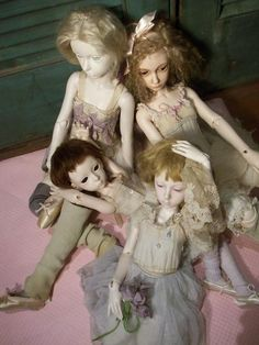 Tattered Dolls
