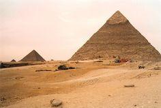 Piramids in Egypt