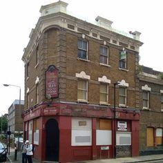The Thames - Deptford #publichouse #pub #abandoned #architecture #closedpubs #derelict #unloved #pubs #deptford