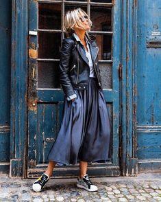 Mode Outfits, Fashion Outfits, Womens Fashion, Jackets Fashion, Swag Outfits, Look Fashion, Winter Fashion, Rock Style Fashion, Rock Street Style