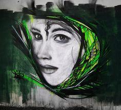 L7M Brazil Graffiti