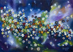 Galaxy marguerites