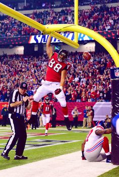 Tony Gonzalez..Simply can't get enough of T.G.