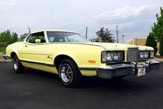 1975 mercury cougar xr7   1975 Mercury Cougar XR7 Hardtop at Fast Lane Classic Cars
