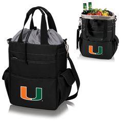 Miami Hurricanes Tote Bag - Activo by Picnic Time