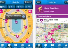 London 2012 #Olympics app -- results, events, medal counts and more!