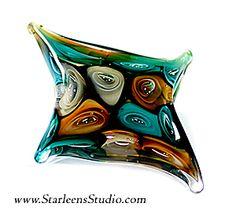 geometric bead by Sharleen Colon