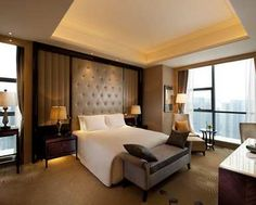 Hilton Nanjing Hotel, China