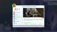 Career: Game Development Career by GoBananas from Mod The Sims • Sims 4 Downloads