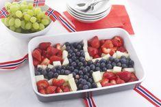 Creative Fun 4 You 17. Mai, Fruit Salad, Creative, Raspberry, Food, Norway, Random, Party, Travel