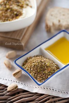 Greek Vegetarian: Greek-style Dukkah
