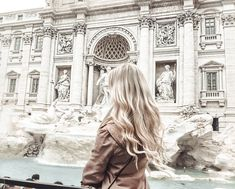 20 Most Beautiful Cities in Europe - Sam Sees World Trevi Fountain Rome, See World, Places In Italy, Cities In Europe, Most Beautiful Cities, Amalfi Coast, Italy Travel, Adventure, Photo And Video