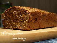 pysznie i dietetycznie!: Najlepszy chleb dukanowy