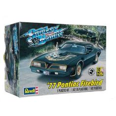 Smokey & the Bandit '77 Pontiac Firebird Model Kit