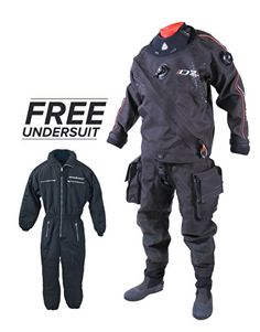 WaterProof D7 Drysuit with Free Undersuit