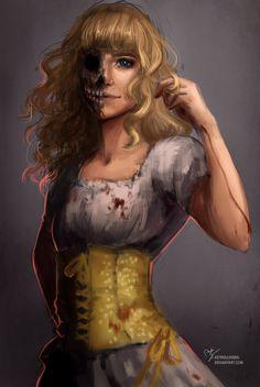 Commission: Bonesaw by AstriSjursen