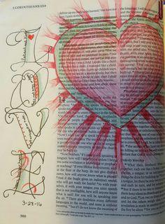 1Corinthians 13:4-8 Love