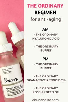 Have you began to notice signs of ageing and you're looking for the right anti-aging products to use? Try The Ordinary Skincare Routine Anti-Aging. The Ordinary Skincare Review, The Ordinary Regimen, The Ordinary For Anti Aging, The Ordinary Products Guide, The Ordinary Reviews, Torsion Plate, Best Acne Products, Beauty Products, Beauty Tips