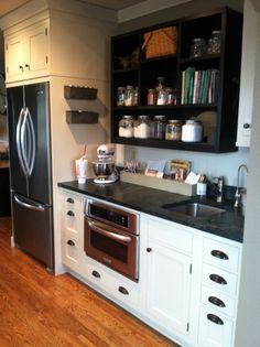 A baking station - genius!