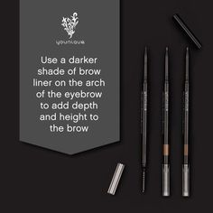 Brow tips & tricks! https://www.youniqueproducts.com/AlicasPrettyPeepers/business