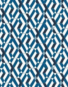 Quilt Heath Ceramics, High Quality Wallpapers, Blue Quilts, Screen Printing, Traditional, Soft Wallpaper, Modern, Move Forward, Hexagons