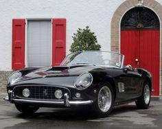 World's Most Expensive Classic Cars - James Coburn's 1961 Ferrari 250 GT SWB California Spyder
