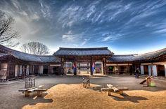 Korean Folk Village – Voltando a Dinastia Joseon