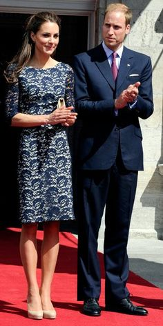 Prince William & Kate Middleton Born: June 21, 1982 Much has been made of the magical April marriage of Prince William to Kate Middleton -- and it was truly a wedding to suit a prince and a man born on the Gemini-Cancer cusp. Those born this week deeply believe in the common good, and even in their vows the new couple emphasized their commitment to public service.