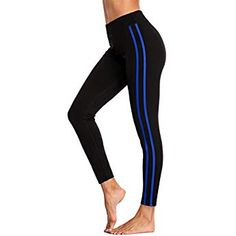 Ultrasport Womens Long Collant Sports and Fitness Running Tights