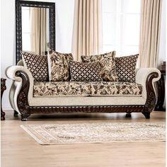 Astoria Grand Renetta Rolled Arms Sofa | Wayfair