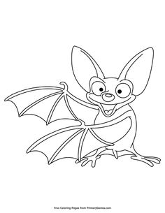 Halloween Coloring Page Costumes