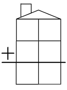 immeuble des additions posées en colonnes