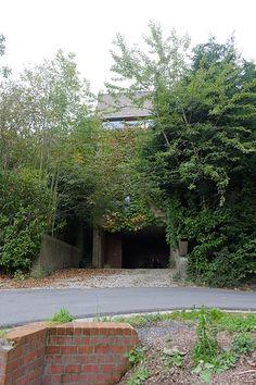 house lampens - dierick, gavere, oost vlaanderen, belgium, 1992, architect: juliaan lampens house lampens - hartmann   Flickr - Photo Sharing!