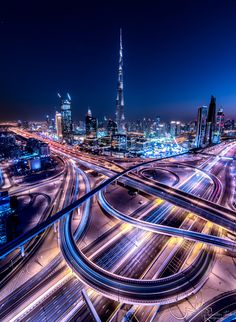 City of the Future by Sebastian_Tontsch on 500px