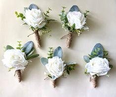 Boho Wedding Bouquet, Rose Bridal Bouquet, Spring Wedding Flowers, Rose Wedding, Bridal Bouquets, Purple Wedding, Corsage Wedding, Brooch Bouquets, Rustic Wedding Boutonniere
