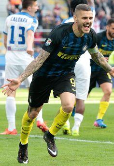 Mauro Icardi (Inter) Nike Hypervenom Phantom 3 DF