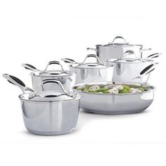 Sears Canada Big Brand Sale: Save Off Lagostina Windsor Stainless Steel Cookware Set, on Select Pillows & More Offers Windsor, Canada Shopping, Brand Sale, Cookware Set, Online Furniture, New Homes, Stainless Steel, Big, Lava