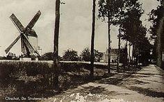 Oirschot Stratense molen Boek- en papierhandel H. de Croon van Heerbeek (uitgever); Jos Pé (fotograaf) 1915
