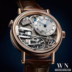 BREGUET - Tradition 7087 www.watches-news.com #Watch